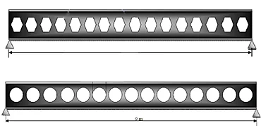 Perforated Beams