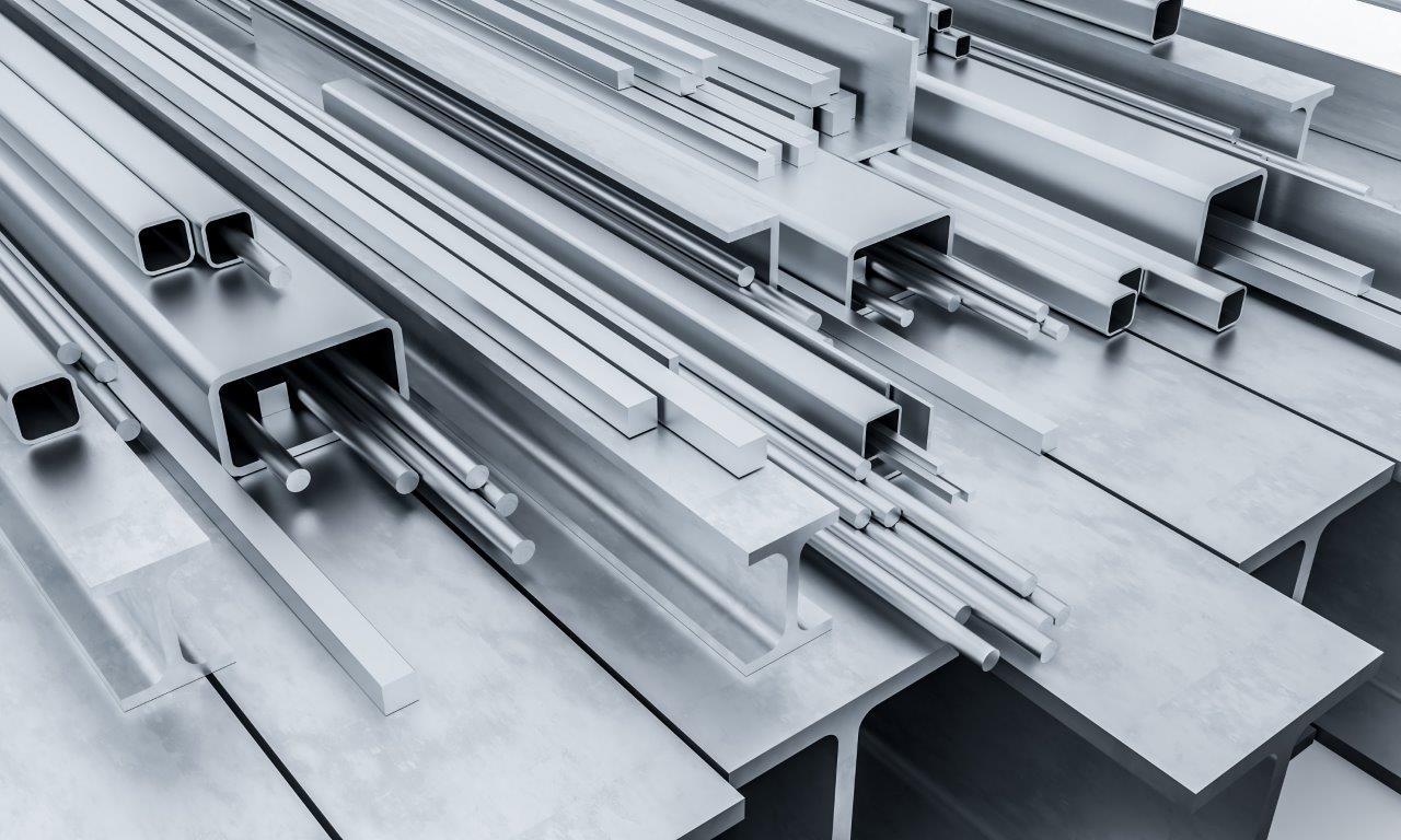 flat steel bars
