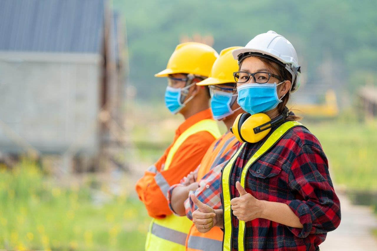Safety Measures for Construction During COVID-19