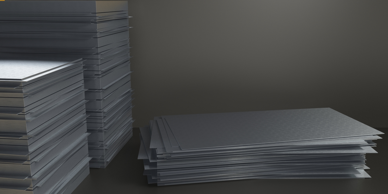Special Graded Steel Plates