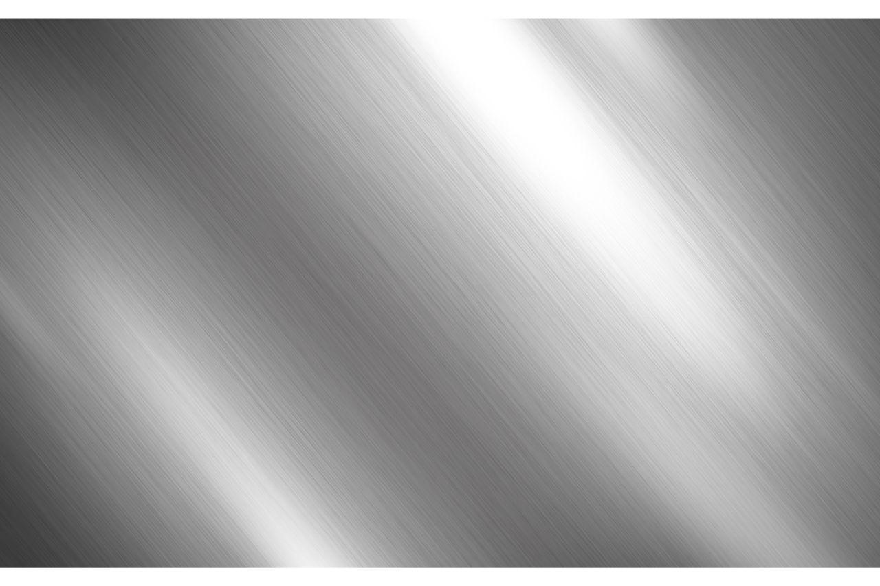 Close up photo of metal plating