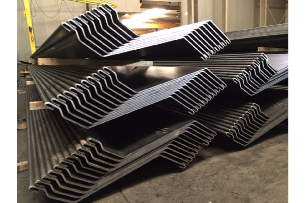 Sheet Piles by Regan Steel