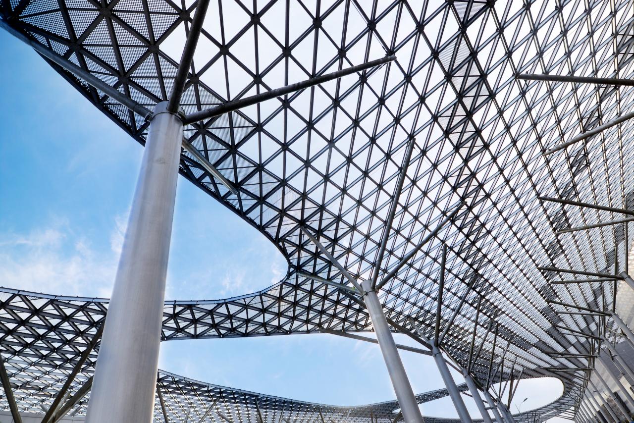 6 Advantages of Using Steel Frames